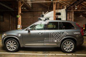 """Причина смертельной аварии самоходного автомобиля Uber кроется в программном обеспечении"""""""